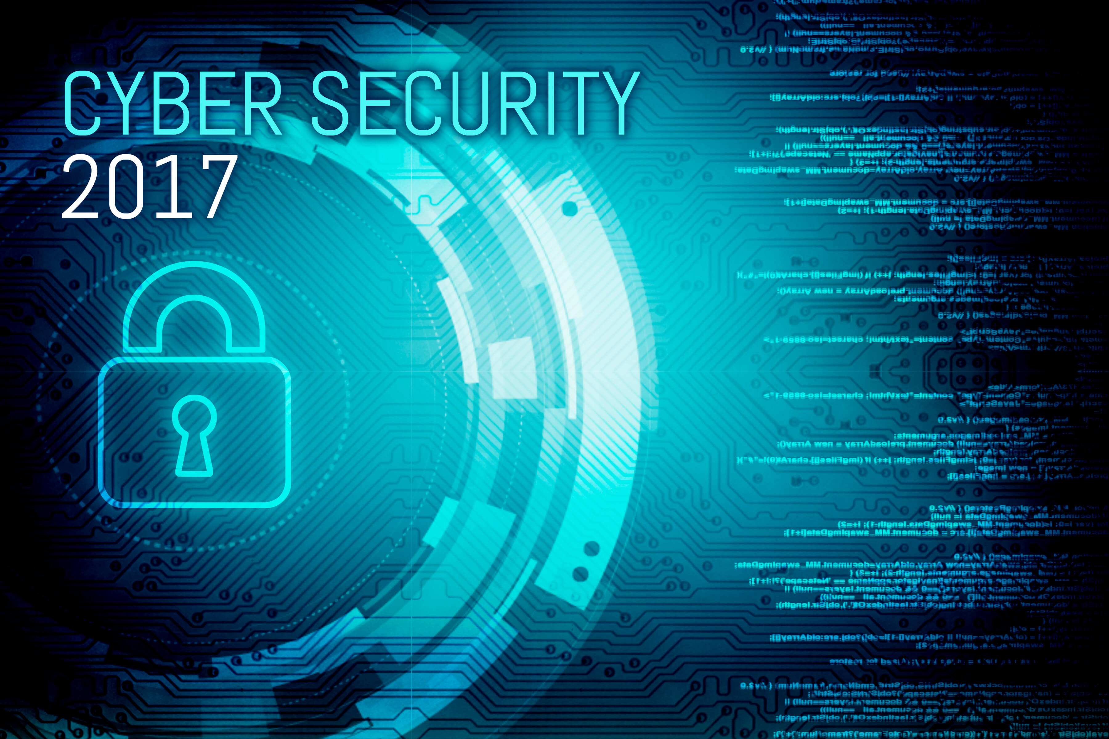 3 Major Cybersecurity Trends in 2017 Smarttech
